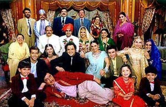 Download film india hum saath saath hain.