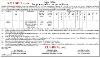 Pethapur Nagarpalika Fire Inspector Recruitment 2020