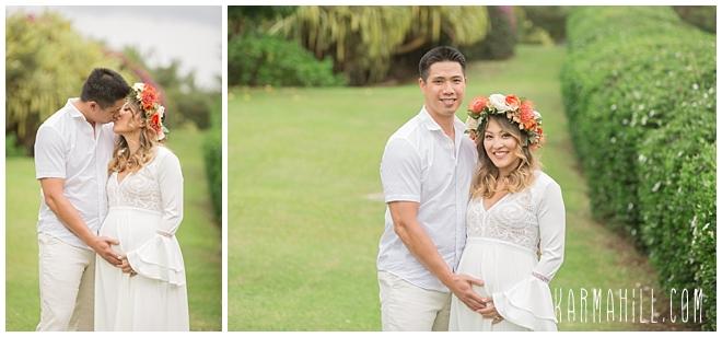 Maui Maternity Portraits