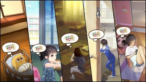 Các bạn sẽ được hóa trang một đứa trẻ châu Á điển hình từ lúc chào đời tới khi đi học