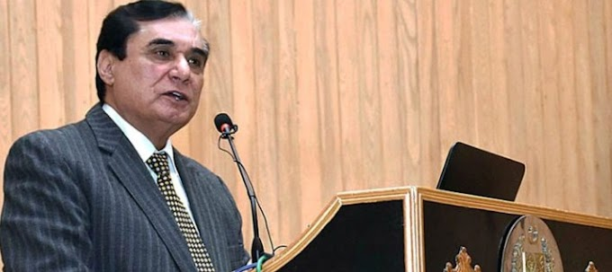 NAB determined until the end of corruption: President NAB