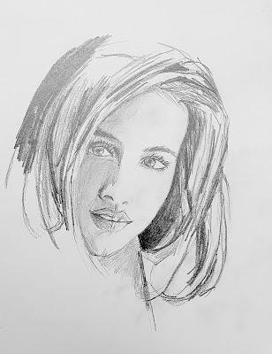 Ćwiczę portrety