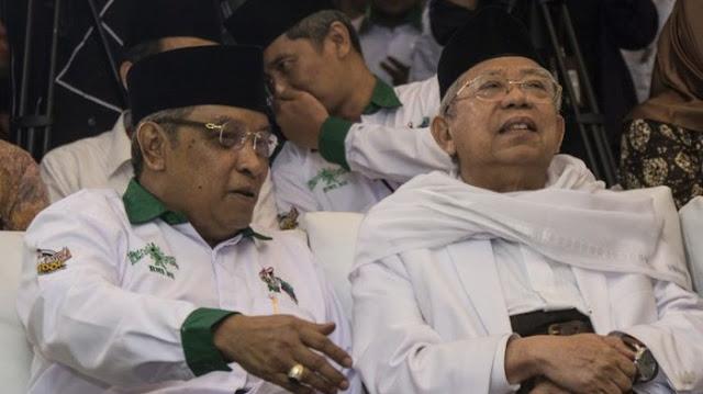 Ma'ruf Amin: Islamnya MUI Itu Islam Nusantara, Islam Berkemajuan