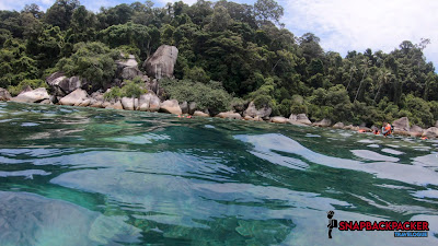 Fish Point Snorkeling Perhentian