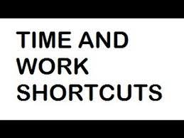 TIME AND WORK ALL HAND WRITTEN NOTE AND SHORTCUT FORMULAS