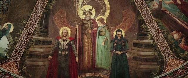 gia đình Thor