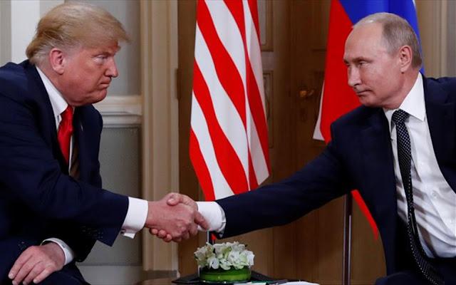 Σύγχυση από την πολιτική Τραμπ για τις σχέσεις ΗΠΑ με Ρωσία και Κίνα