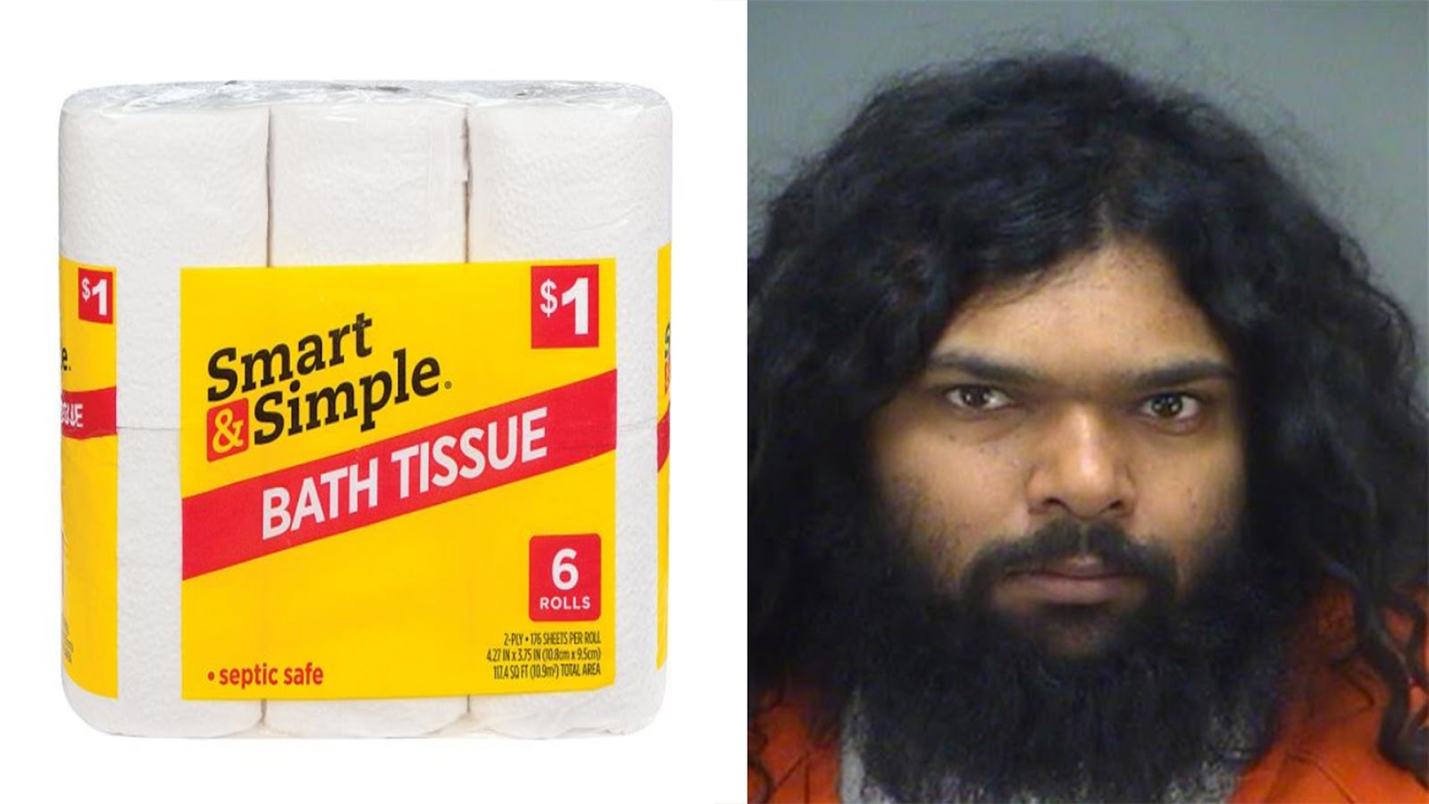 Safraz Shakoor Bio, Wiki, Age, Stole Toilet Paper, Arrested, Cops Say