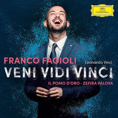 Franco Fagioli - Leonardo Vinci - Deutsche Grammophon