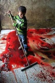 Alepo Banjir Darah AKibat Serangan Rezim Syiah - Naon Wae News