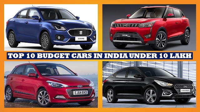 Top 10 Budget Cars in India, Top Most Successful Budget Cars in India under 10 Lakh Rupees