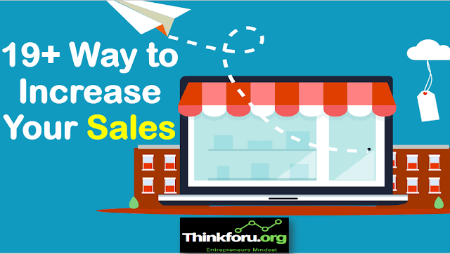 Cover Image of Increase Your [ Sales ] :  19+ Best Powerful Way to Sell Anything in your Small Business and How to find new customers and increase sales