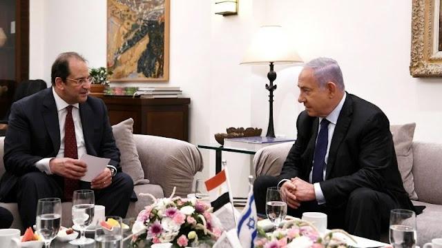 Israel Ngadu ke Mesir soal Keterlibatan Iran dalam Pertempuran Jalur Gaza