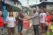 BSG Salurkan Ratusan Makanan Siap Saji Kepada Warga Terdampak Banjir di Manado