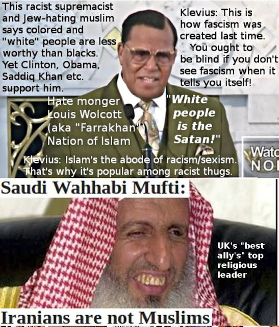 Nation of islam hate group