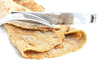 Crepes senza glutine