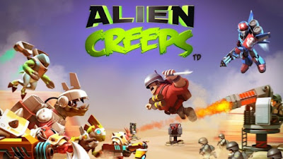 Alien Creeps TD Apk v2.7.0 Mod (Unlimited Money)