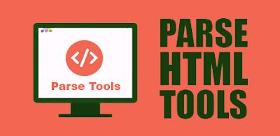 Cara Membuat Parse Tools HTML - Javascript Sendiri Di Laman Blog - belajarkuh