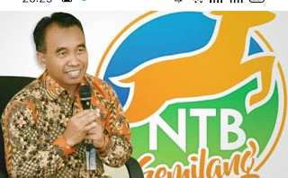 Kabiro Humas NTB: Gubenur NTB Sholat ID Di Bima, Kunker 30 Sampai 31 Juli