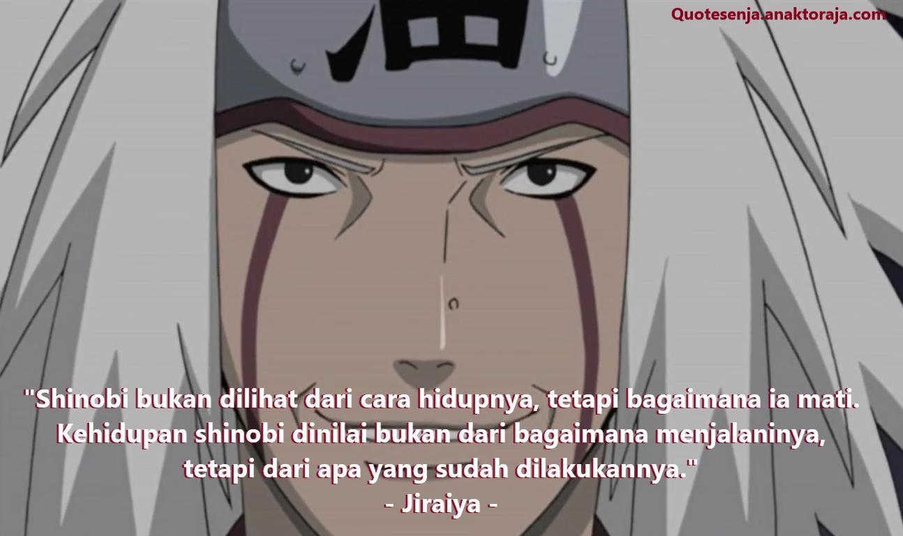 Gambar Jiraiya - Quotes keren