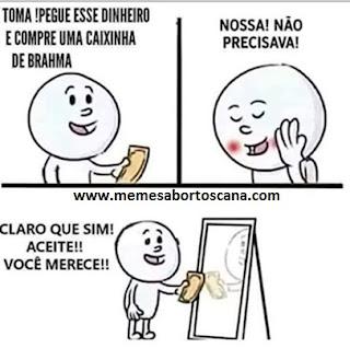 credo, memes, humor, memes engraçados, memes brasileiros, melhor site de memes, site de piada, melhores memes, brasileiro, brasileiro precisa ser estudado, compra uma cerveja, compre uma skol