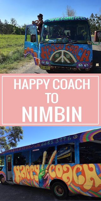 A trip to Byron Bay is not complete without visiting the hippie capital of Australia-Nimbin. For my third time to Nimbin I joined a day trip with Happy coach and Princess Fiona.