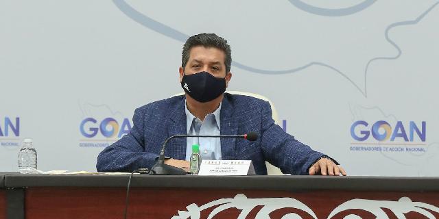 FGR solicita desafuero de Francisco García Cabeza de Vaca, gobernador de Tamaulipas. Twitter