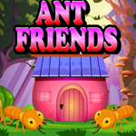 Play Games4King Ant Friends Es…