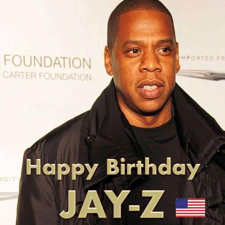 Jay-Z's Birthday Wishes For Facebook