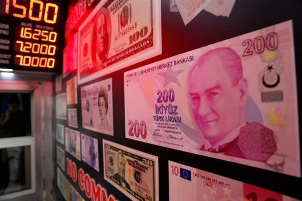 «Καίει» χρήμα για να στηρίξει την λίρα ο Ερντογάν