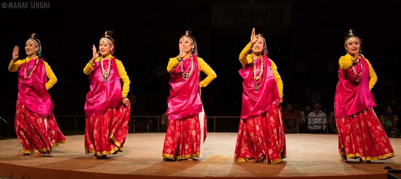 Ghatu Folk Dance Sikkim