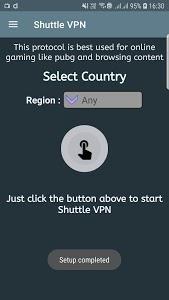Shuttle VPN Pro