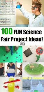100 FUN Science Fair Project Ideas