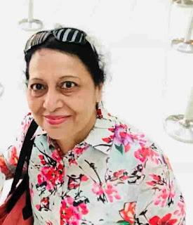 Shruti Marathe Mother-In-Law