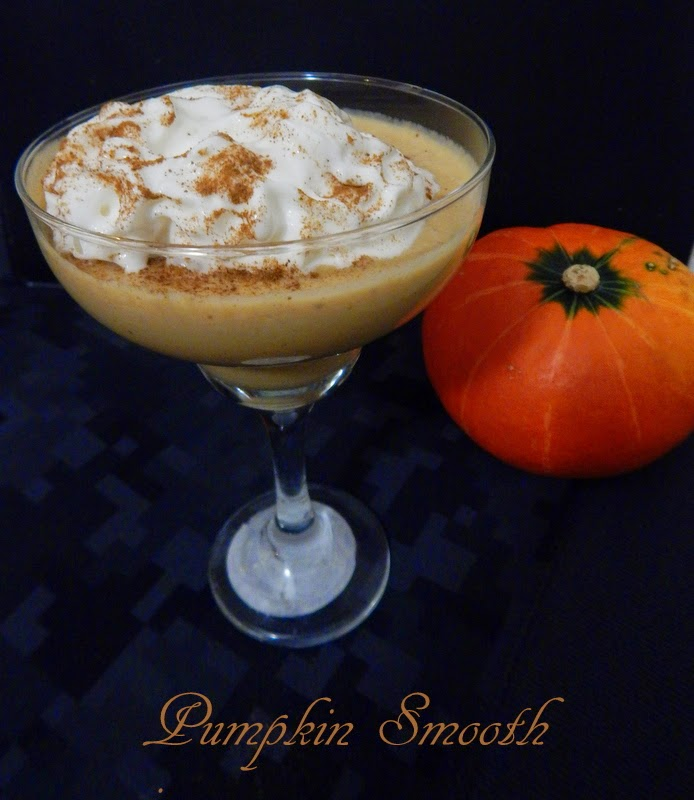 Pumpkin Smoothie