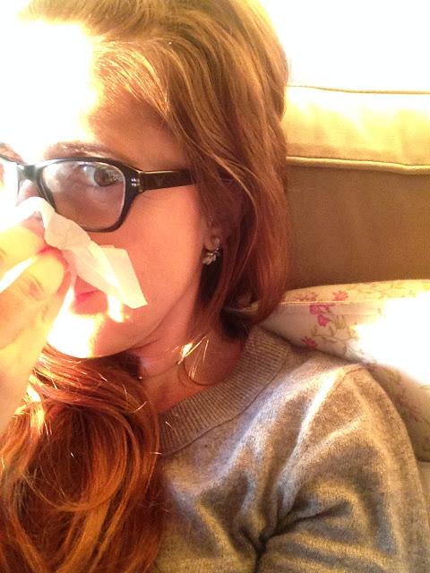 blogger constipada