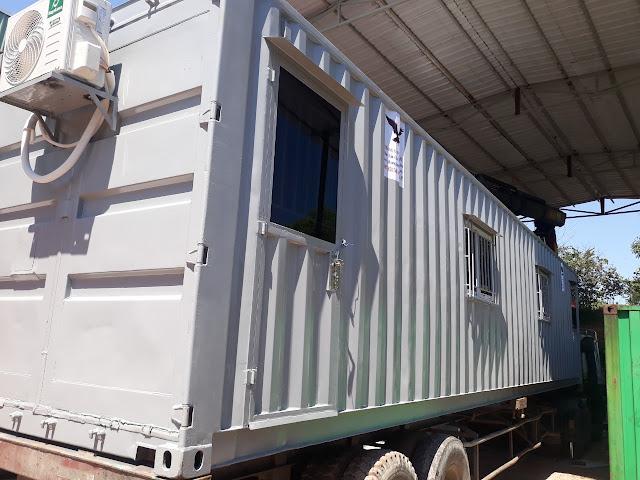 Container Văn Phòng Phú Mỹ