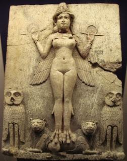 la scintilla divina di enki inanna sumerian god annunaki 252B   252Bishtar 252Bowl La scintilla divina di Enki