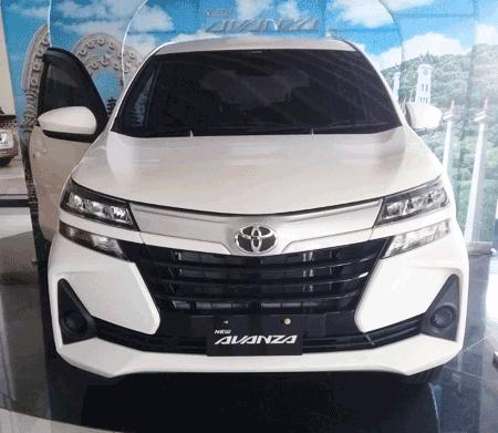 Toyota Avanza Tipe E