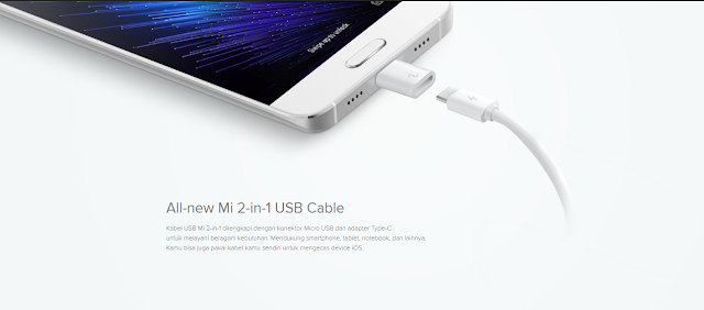 All-new Mi 2-in-1 USB Cable