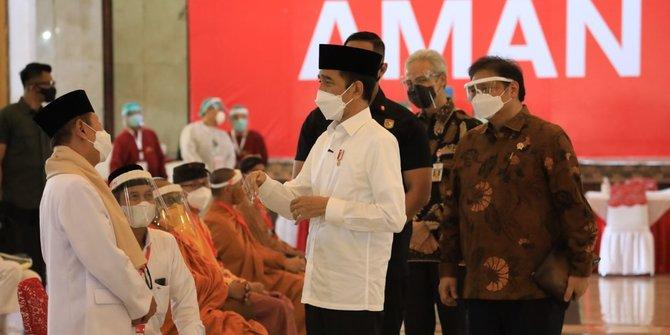 Presiden Jokowi Teken Keppres tentang Kebijakan Kota Layak Anak