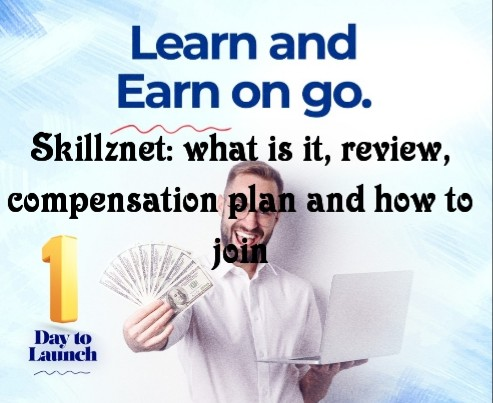 Skillznet: what is it, review, compensation plan and how to join