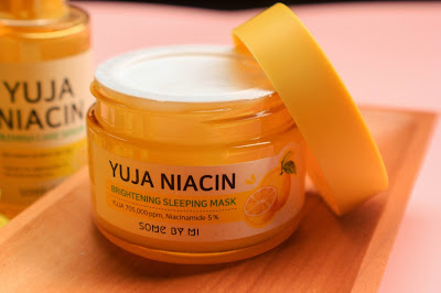 Some By Mi Yuja Niacin Sleeping Mask Review