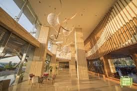 Lobby Radisson Hotel