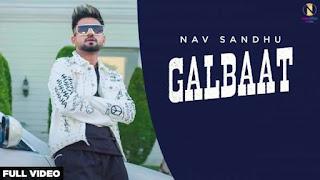 Galbaat Lyrics Nav Sandhu
