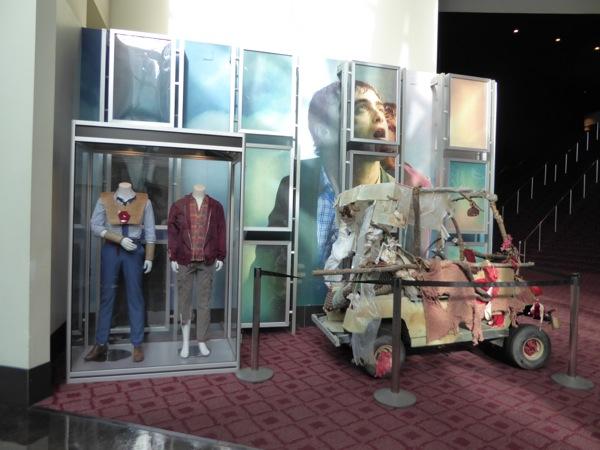 Swiss Army Man movie costume prop exhibit