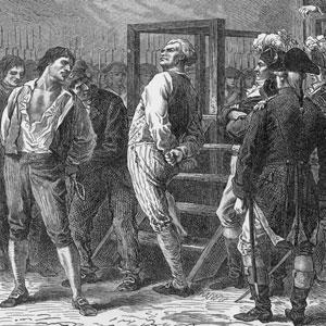 Danton guillotina