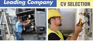 Recruitment Electrician, HVAC Technician, Fork Lift Operator, Multiskilled Technician (Plumber, Carpenter, Civil) in Chennai