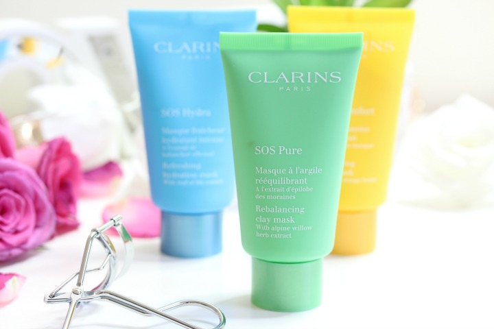 SOS Comfort Nourishing Balm Mask by Clarins #19