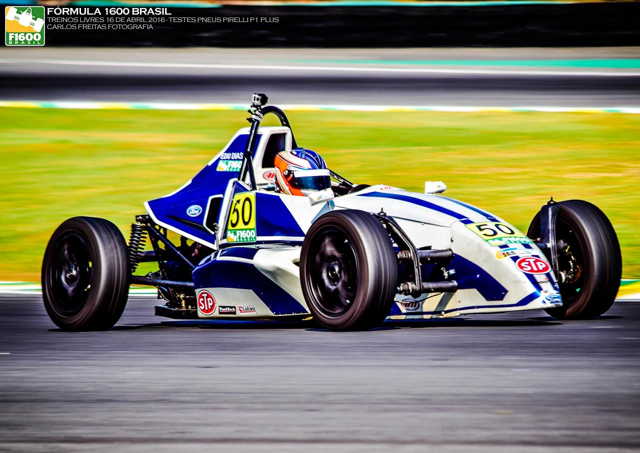 d49796359e Fórmula 1600 utiliza o mesmo chassis da Fórmula Vee